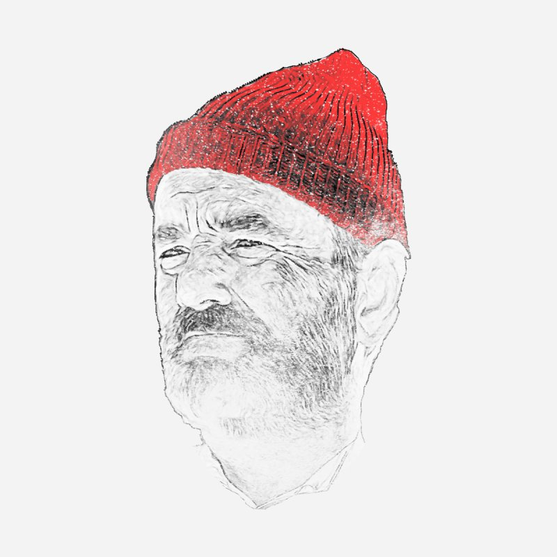 Steve Zissou Home Stretched Canvas by Misterdressup