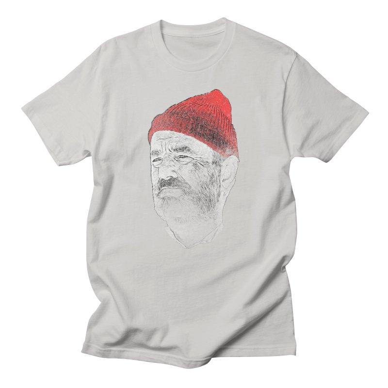 Steve Zissou Men's T-Shirt by Misterdressup