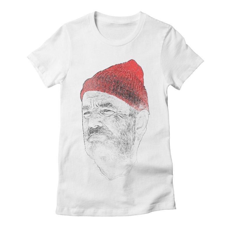 Steve Zissou Women's T-Shirt by Misterdressup