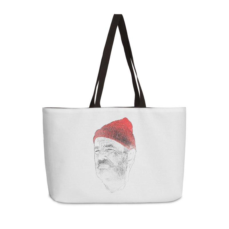 Steve Zissou Accessories Weekender Bag Bag by Misterdressup