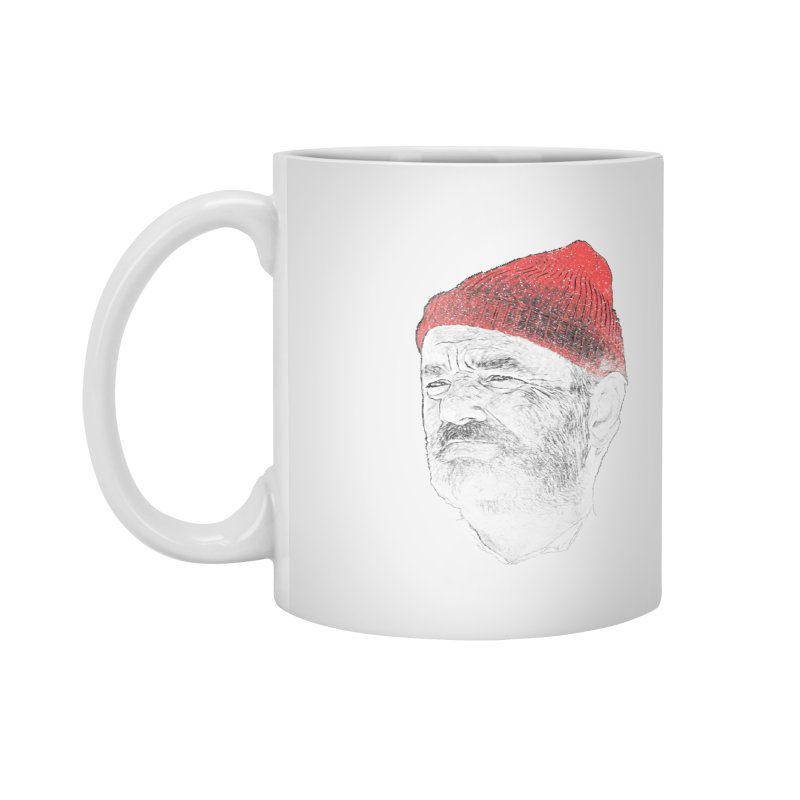 Steve Zissou Accessories Mug by Misterdressup