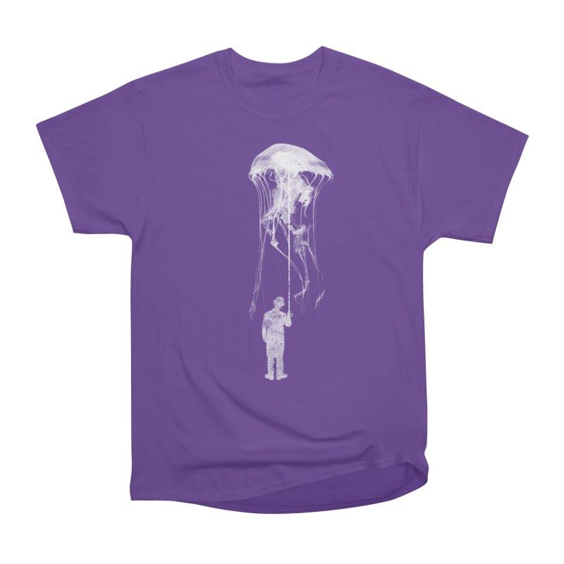 Unexpected Rain Women's Heavyweight Unisex T-Shirt by Misterdressup