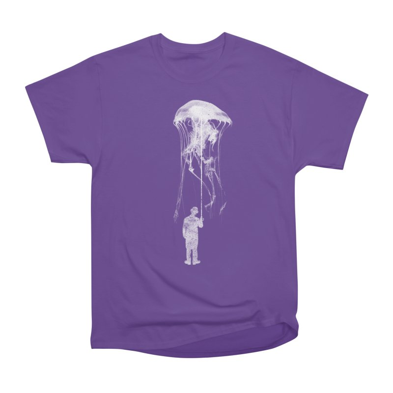 Unexpected Rain Men's Heavyweight T-Shirt by Misterdressup