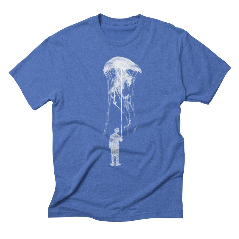 Unexpected Rain Men's T-Shirt by Misterdressup
