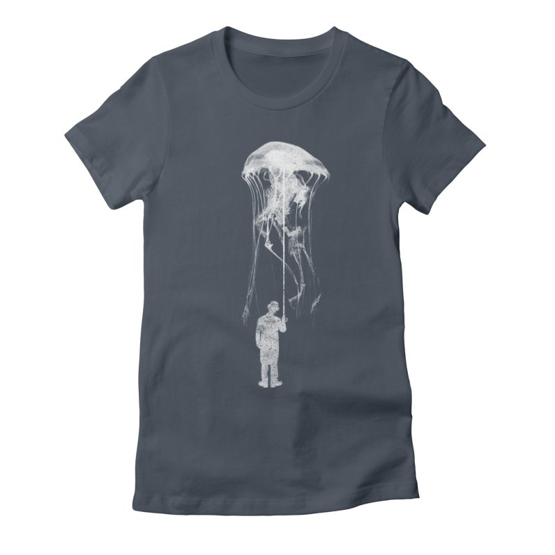 Unexpected Rain Women's T-Shirt by Misterdressup