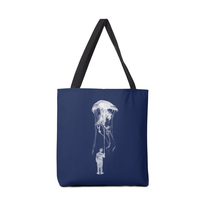 Unexpected Rain Accessories Bag by Misterdressup