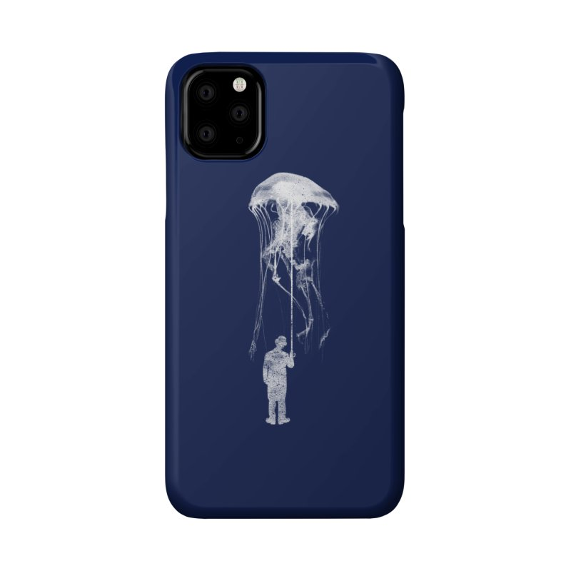Unexpected Rain Accessories Phone Case by Misterdressup
