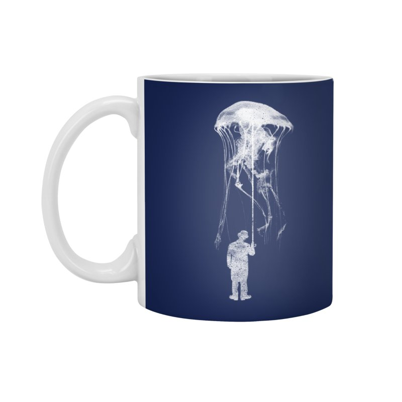 Unexpected Rain Accessories Standard Mug by Misterdressup