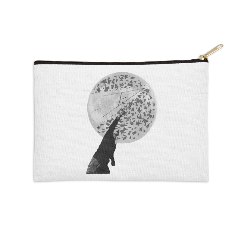 Paper Planes Accessories Zip Pouch by Misterdressup
