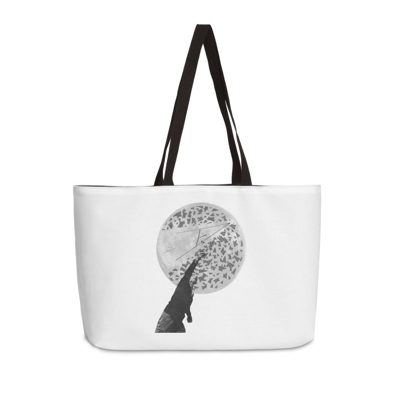 Paper Planes Accessories Weekender Bag Bag by Misterdressup