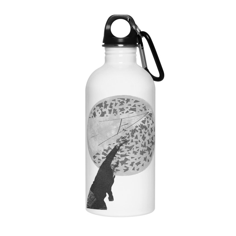 Paper Planes Accessories Water Bottle by Misterdressup