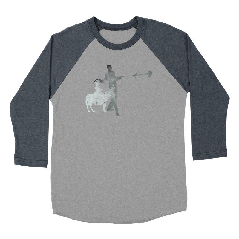 Lost Kids Women's Baseball Triblend Longsleeve T-Shirt by Misterdressup