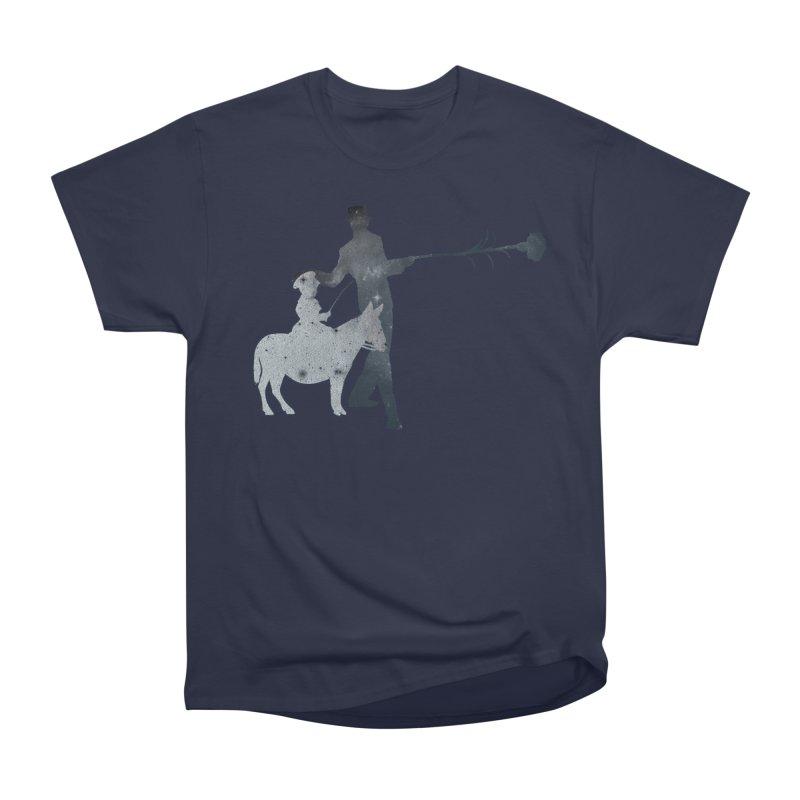 Lost Kids Women's Heavyweight Unisex T-Shirt by Misterdressup