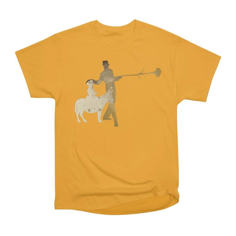 Lost Kids Men's Heavyweight T-Shirt by Misterdressup