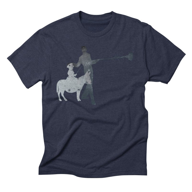 Lost Kids Men's Triblend T-Shirt by Misterdressup