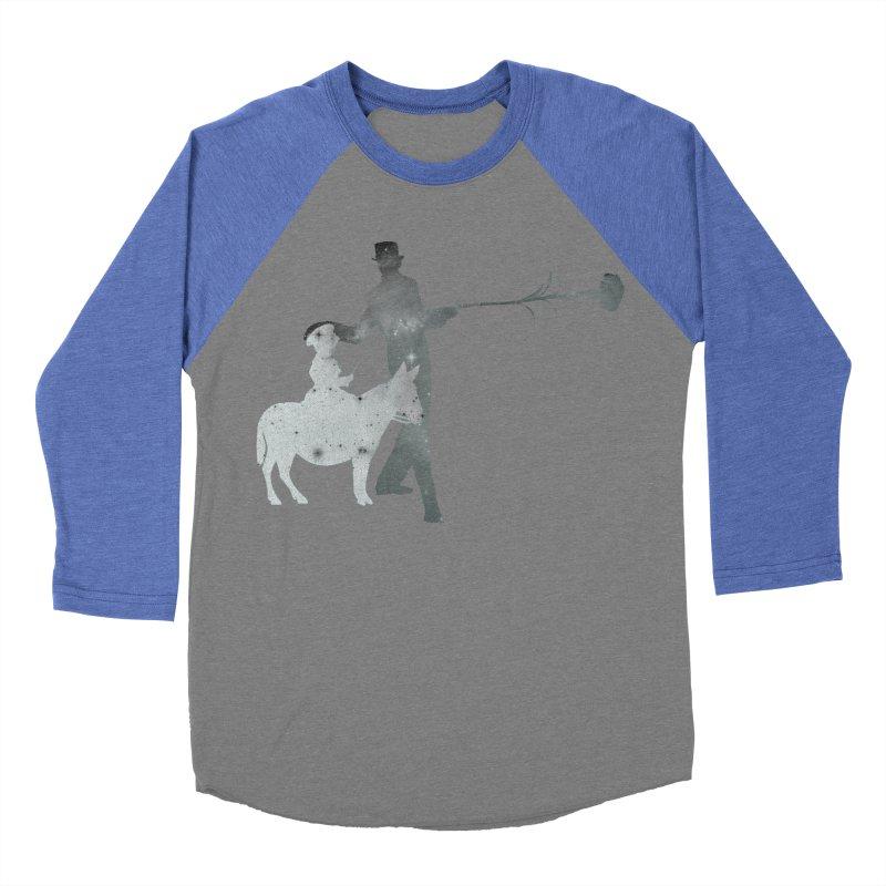 Lost Kids Men's Baseball Triblend Longsleeve T-Shirt by Misterdressup
