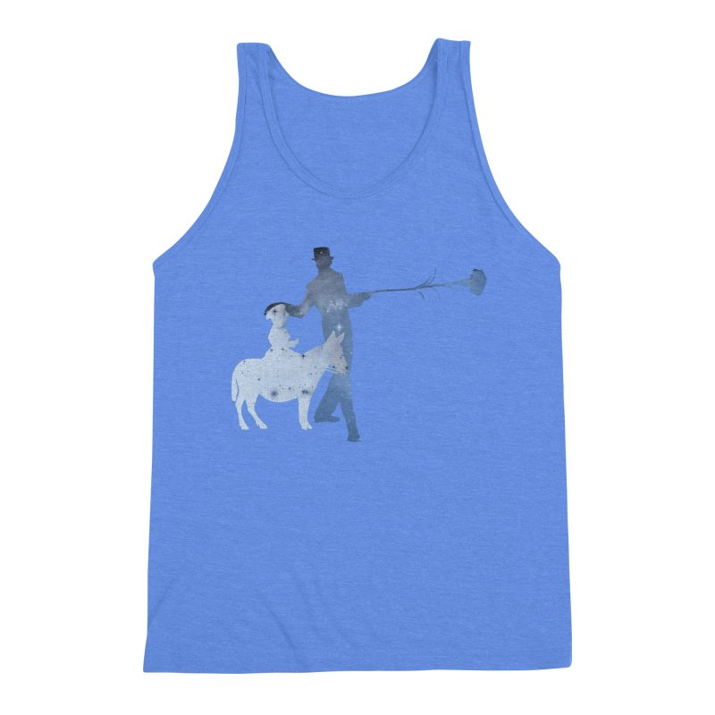 Lost Kids Men's Triblend Tank by Misterdressup