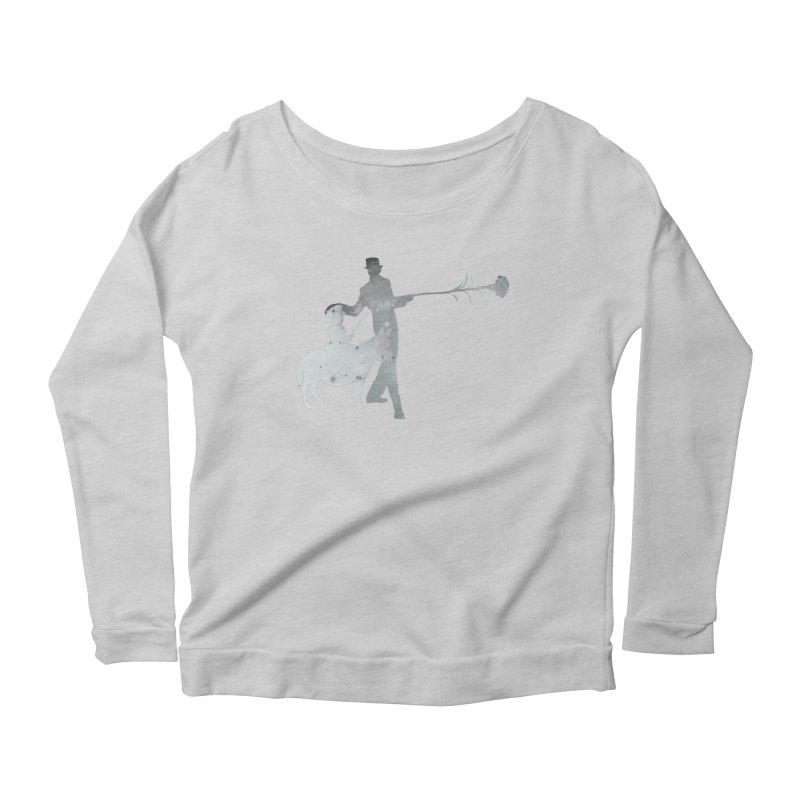 Lost Kids Women's Scoop Neck Longsleeve T-Shirt by Misterdressup