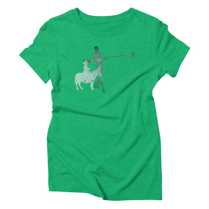 Lost Kids Women's Triblend T-Shirt by Misterdressup