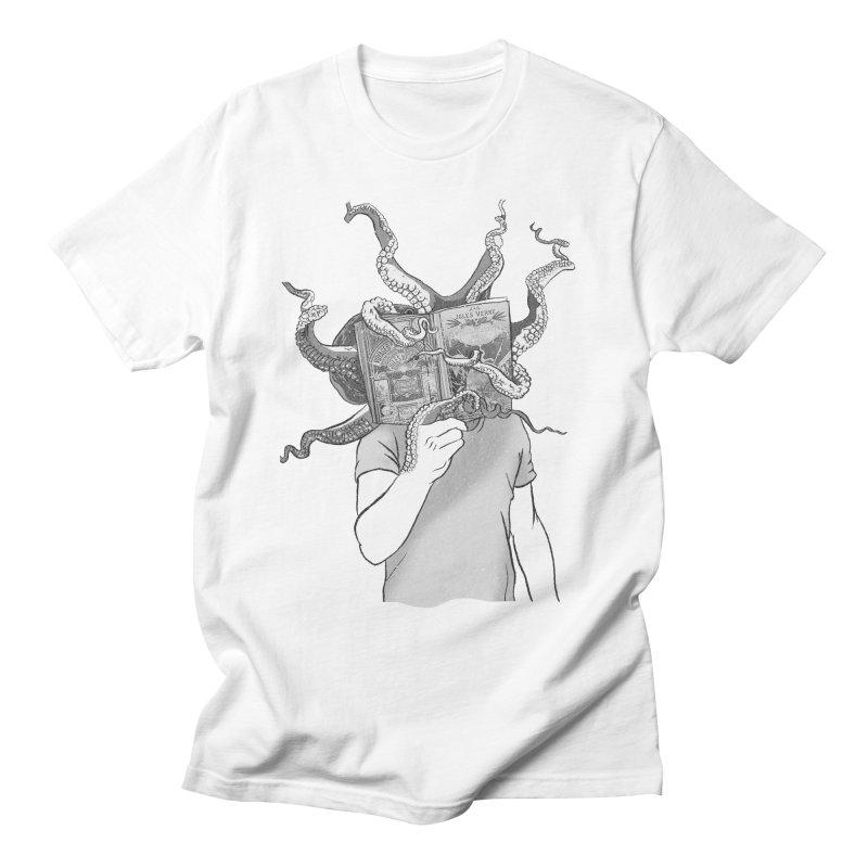 Jules Vernes Men's T-Shirt by Misterdressup