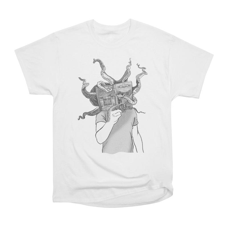 Jules Vernes Women's Heavyweight Unisex T-Shirt by Misterdressup