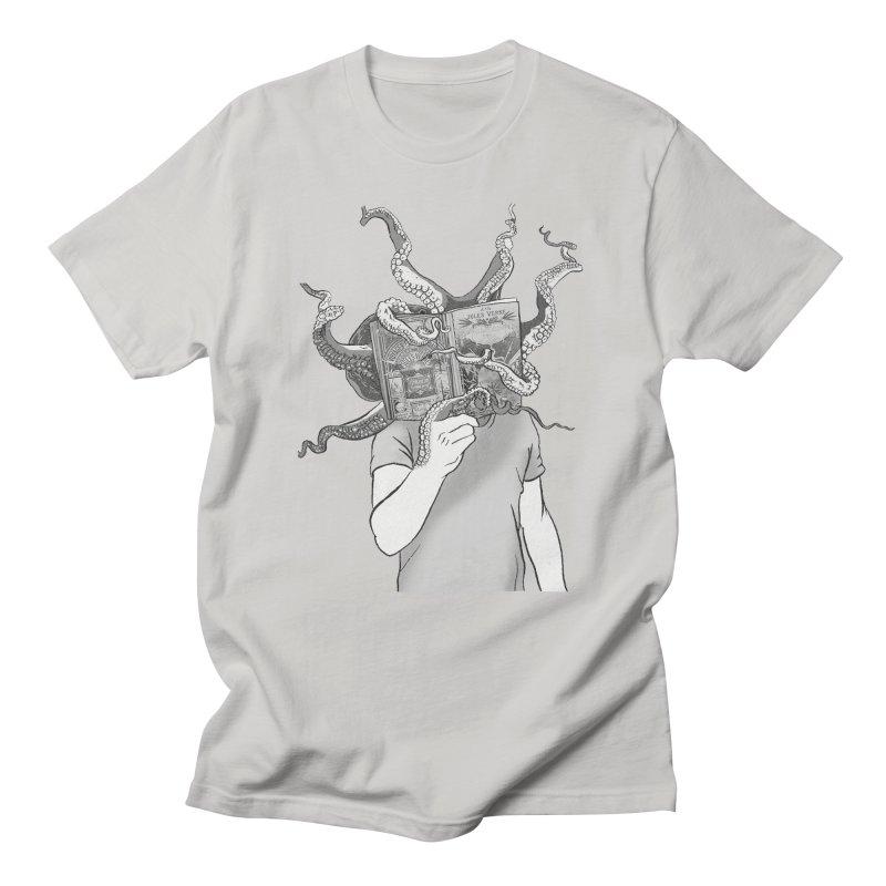 Jules Vernes Women's Regular Unisex T-Shirt by Misterdressup