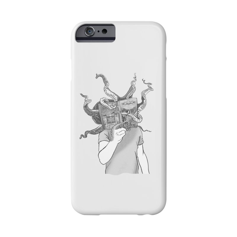 Jules Vernes Accessories Phone Case by Misterdressup