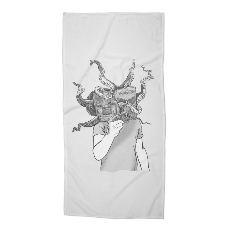 Jules Vernes Accessories Beach Towel by Misterdressup