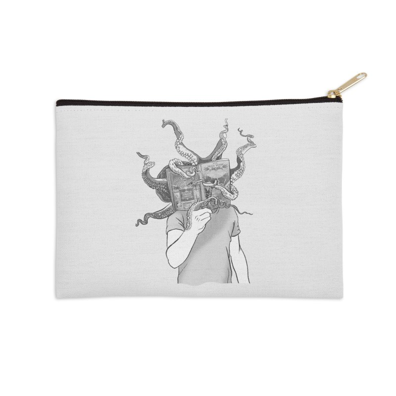 Jules Vernes Accessories Zip Pouch by Misterdressup
