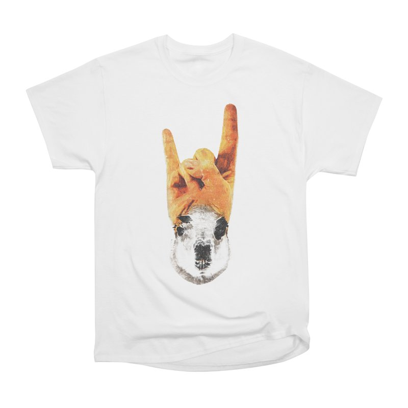 Lama Rock Women's T-Shirt by Misterdressup