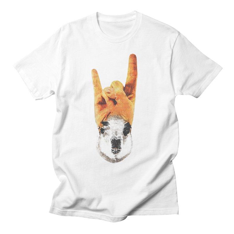 Lama Rock Men's T-Shirt by Misterdressup