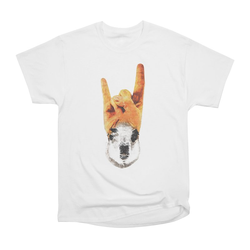 Lama Rock Men's T-Shirt by Misterdressup