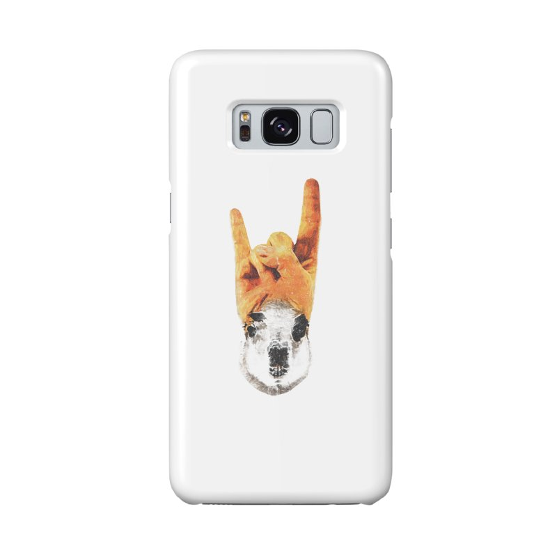 Lama Rock Accessories Phone Case by Misterdressup