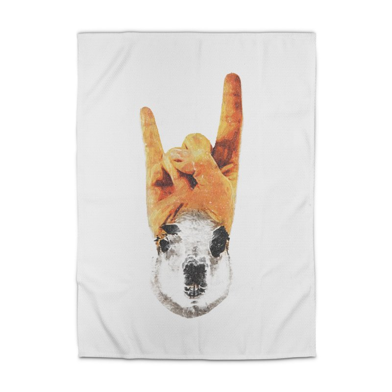 Lama Rock Home Rug by Misterdressup