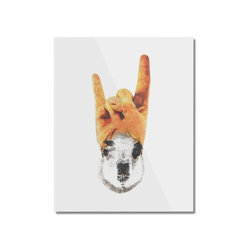 Lama Rock Home Mounted Acrylic Print by Misterdressup