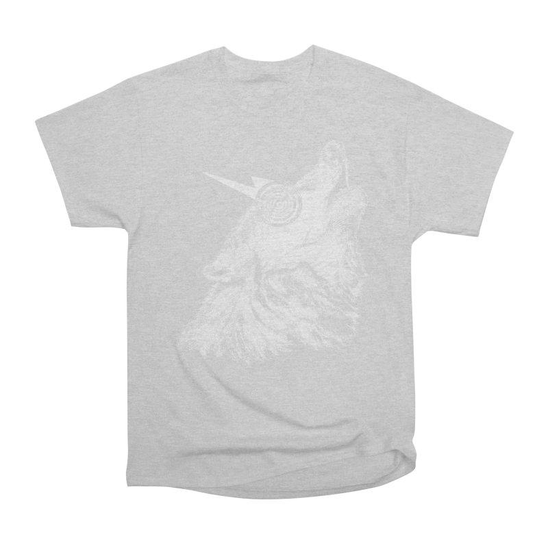 Tony White Men's T-Shirt by Misterdressup