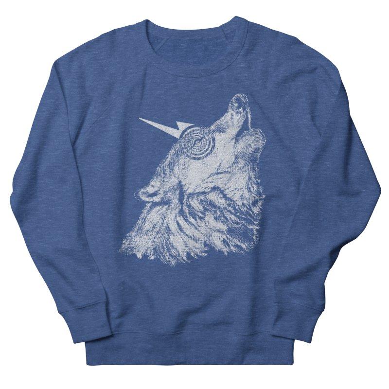 Tony White Men's Sweatshirt by Misterdressup