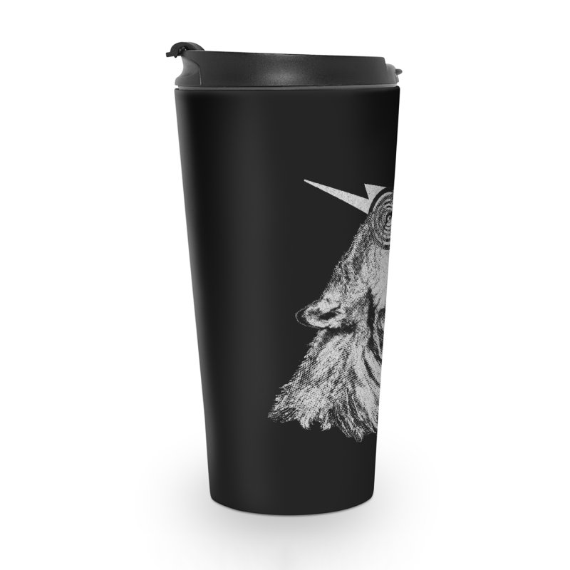 Tony White Accessories Travel Mug by Misterdressup