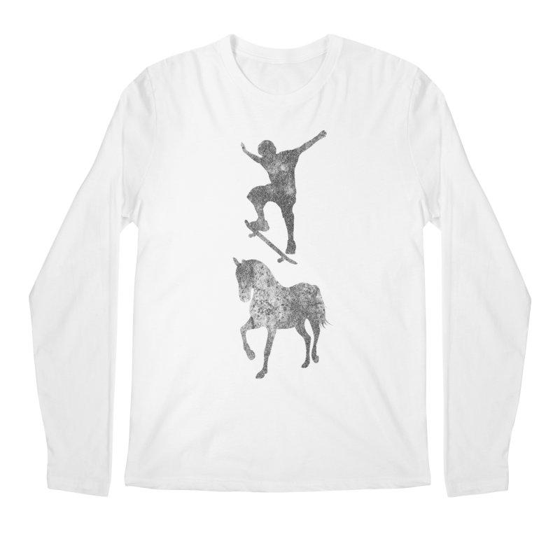 Tony Hawk Men's Regular Longsleeve T-Shirt by Misterdressup