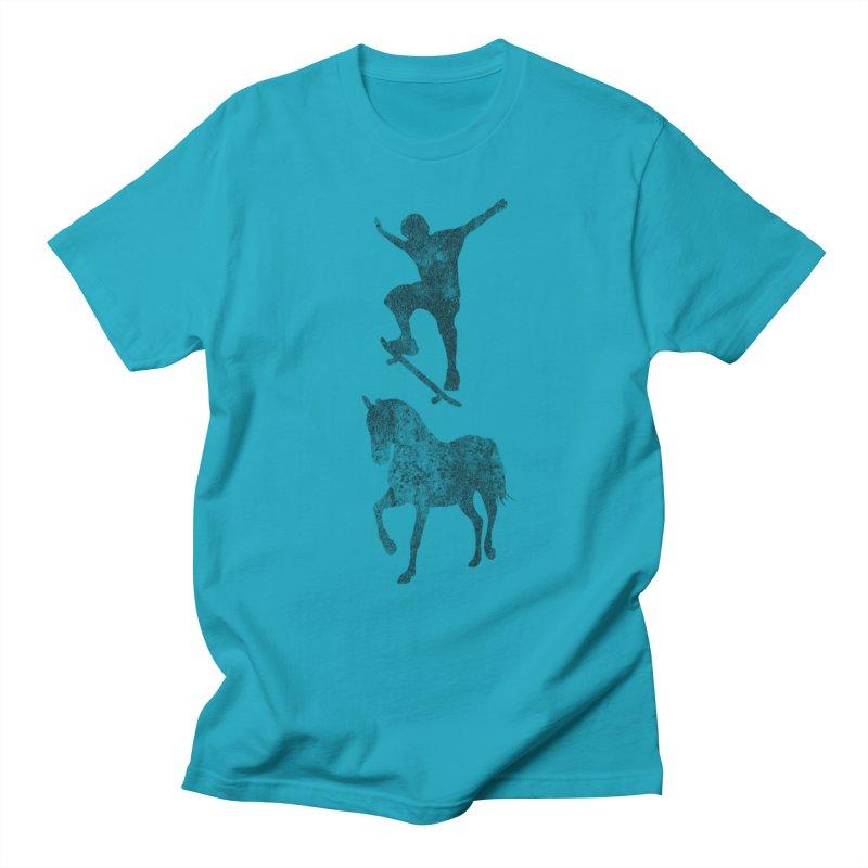 Tony Hawk Men's Regular T-Shirt by Misterdressup