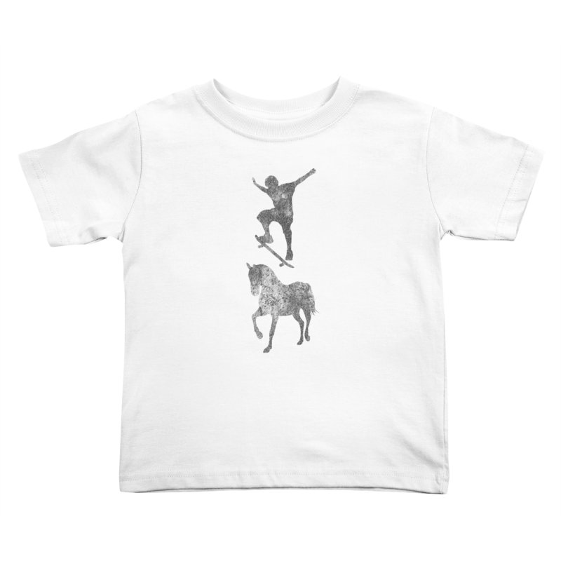Tony Hawk Kids Toddler T-Shirt by Misterdressup