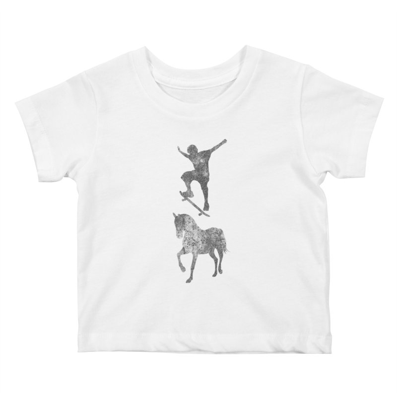 Tony Hawk Kids Baby T-Shirt by Misterdressup