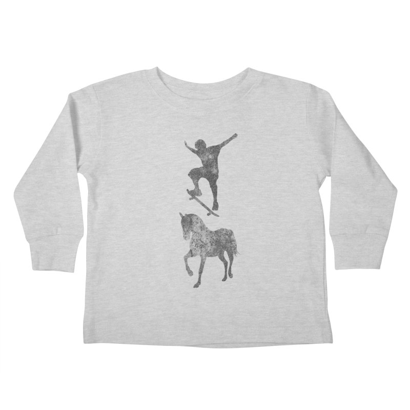 Tony Hawk Kids Toddler Longsleeve T-Shirt by Misterdressup