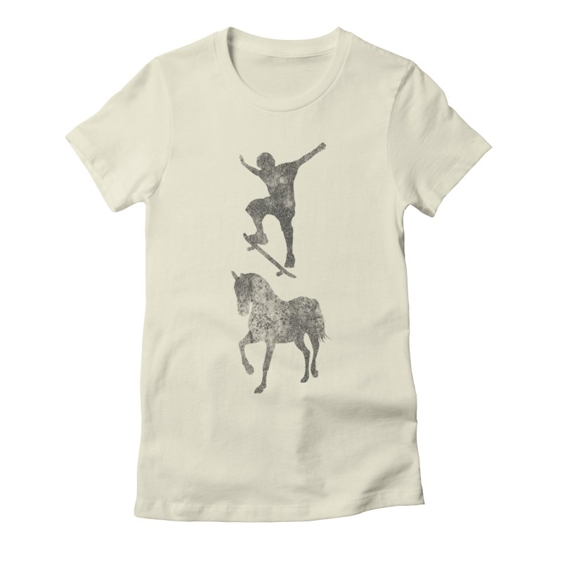 Tony Hawk Women's T-Shirt by Misterdressup