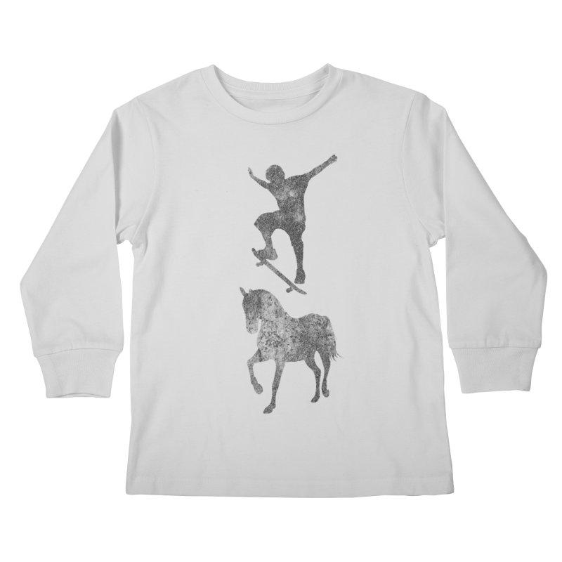 Tony Hawk Kids Longsleeve T-Shirt by Misterdressup