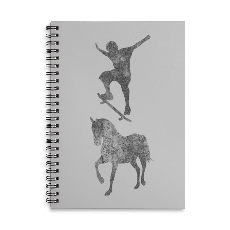 Tony Hawk Accessories Lined Spiral Notebook by Misterdressup