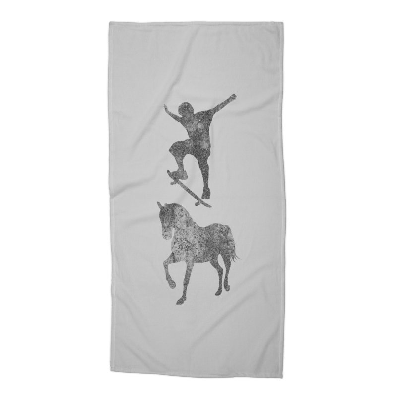 Tony Hawk Accessories Beach Towel by Misterdressup