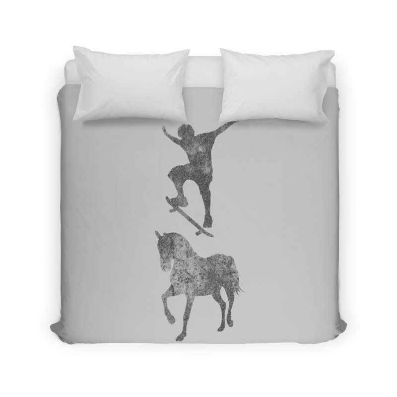 Tony Hawk Home Duvet by Misterdressup