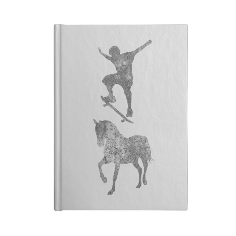 Tony Hawk Accessories Blank Journal Notebook by Misterdressup