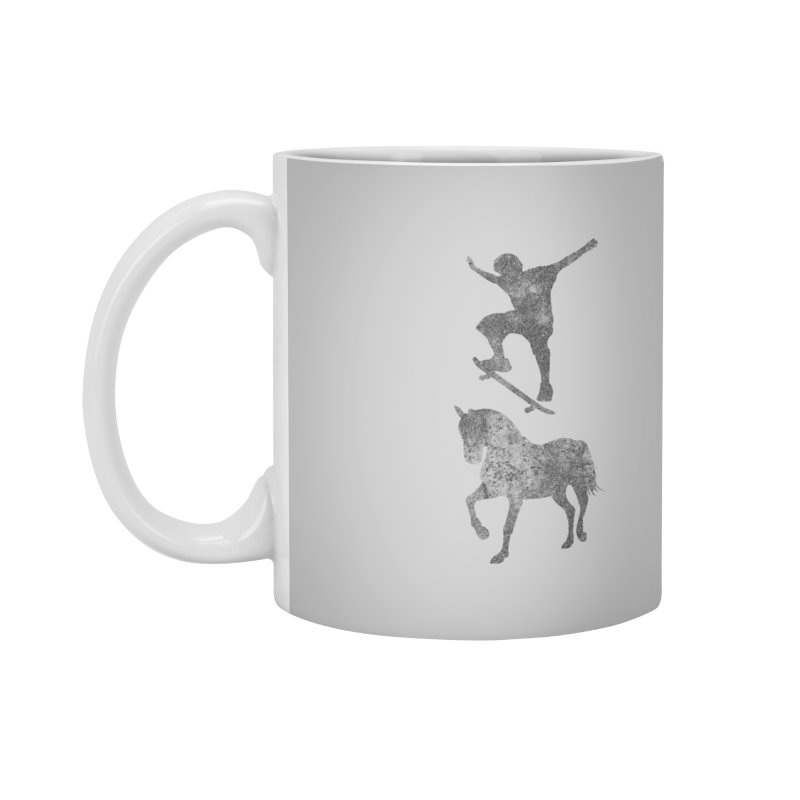 Tony Hawk Accessories Mug by Misterdressup